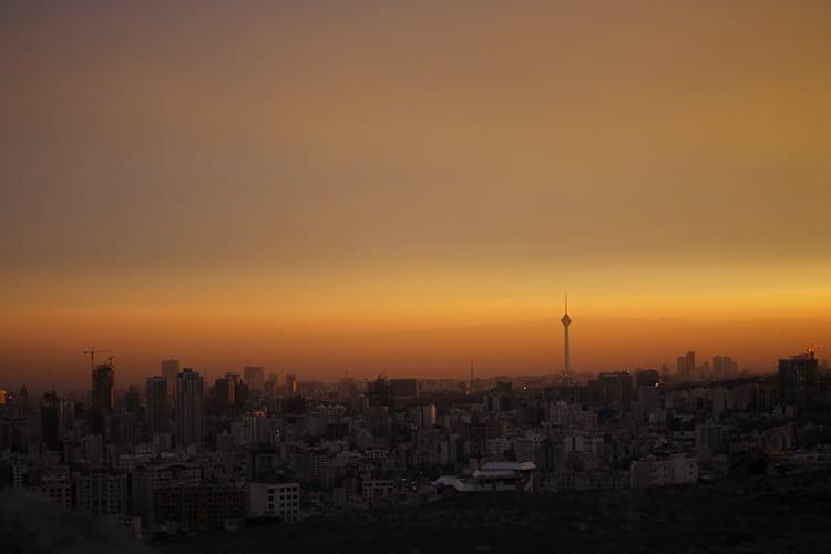 Tehran Scape 01 Sina Nasr